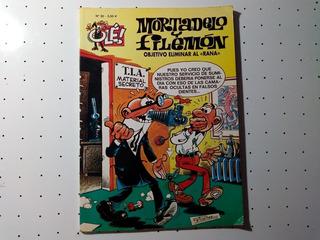 Mortadelo Y Filemón Nro 30 Libro Edición Olé!