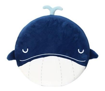 Almofada Baleia Azul - Miniso