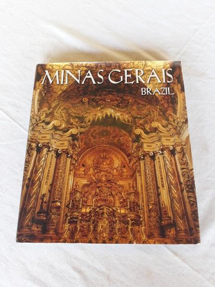 Livro Minas Gerais Brasil Fotografias 1997*