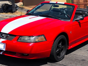 Ford Mustang Convertible 2001
