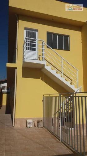 Imagem 1 de 9 de Casa Com 2 Dormitórios À Venda, 60 M² Por R$ 160.000,00 - Jardim Itapel - Itanhaém/sp - Ca0860