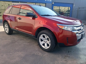 Ford Edge Se 2013 Crédito Disponible Tomo Auto A Cuenta.