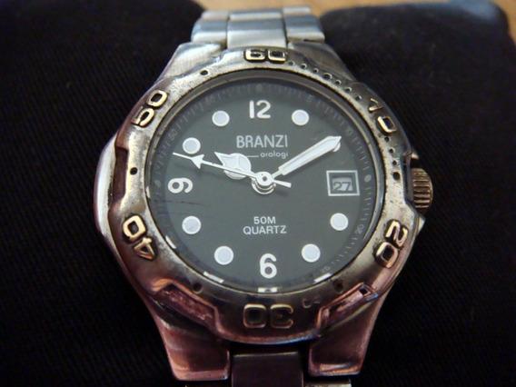 Reloj Branzi Orologi Quartz Movt. Para Dama
