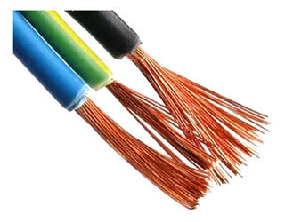 Cable Multifilar 2 Mm Tierra O Común - Precio Por Metro