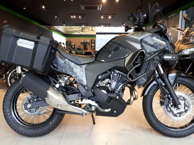 Kawasaki Versys 300 Tourer Abs - 2020 - Juliana