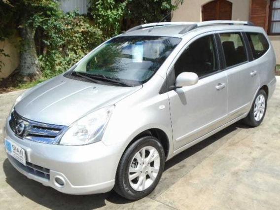 Nissan Livina Grand Sl 1.8 16v Flex Automática 7 Lugar