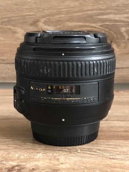 Nikon 50mm F1.4 G