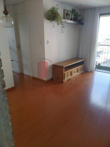 Imagem 1 de 15 de Apartamento - Bras - Ref: 9607 - L-9607