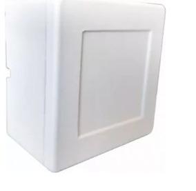 16 Caixa Proteção Organizadora Proteção Conectores Cftv