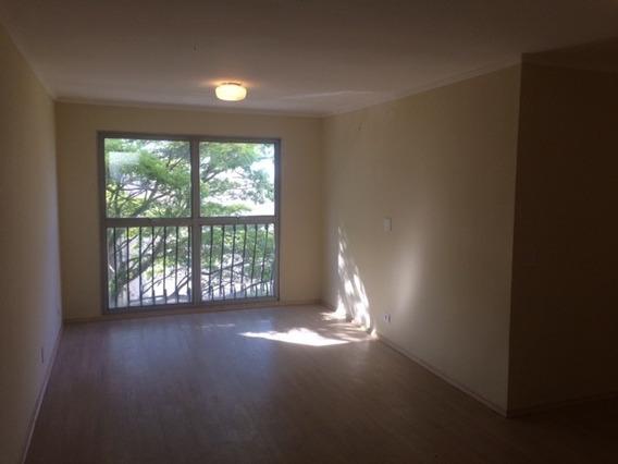 Apartamento Jaguaré P/ Renda - 79m² - 3 Dorms