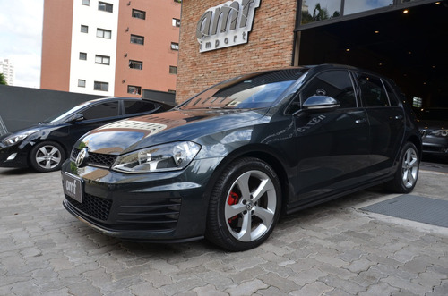 Volkswagen Golf Tsi Gti 2.0 16v Turbo 2016 Blindado