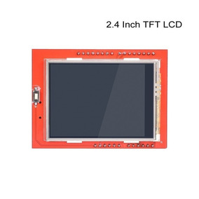 Display Shield Lcd Touch Screen 2.4 Tft 240x320 Arduino