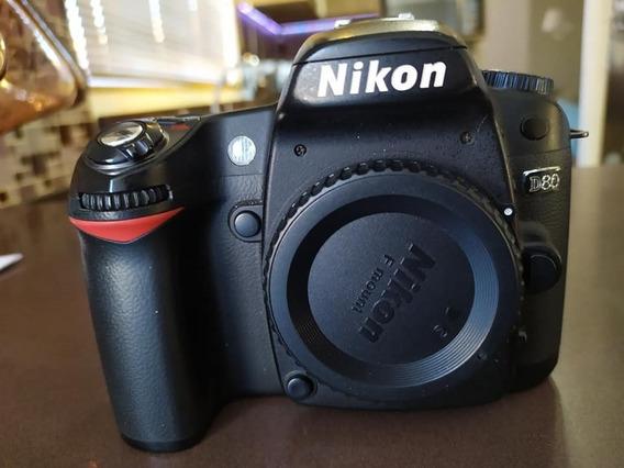 Nikon D80 Com Apenas 50k