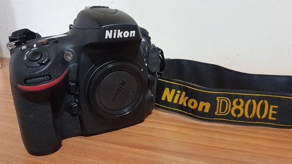 Câmera Nikon D-800e