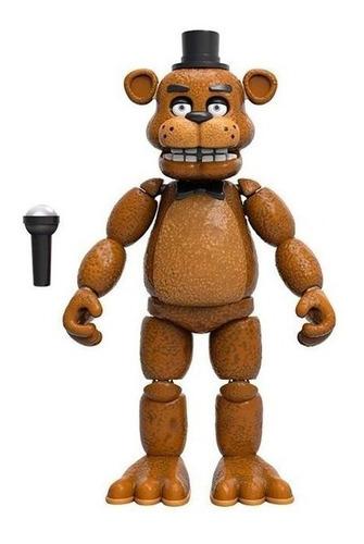 Imagen 1 de 2 de Figura Funko, Personaje Freddy -  Articulada - Fnaf