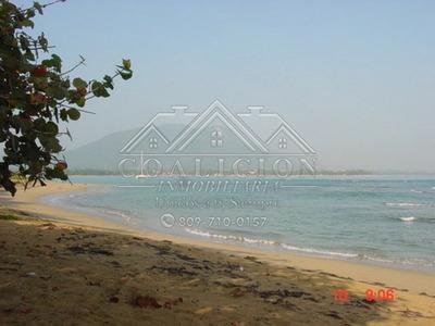 Coalicion Vende Terreno 16,840 Mts2 En Playa Dorada Pta Pta-