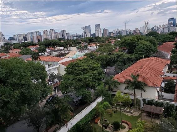 Loft Com 1 Dormitório À Venda, 55 M² Por R$ 620.000 - Brooklin Paulista - São Paulo/sp - Lf0038