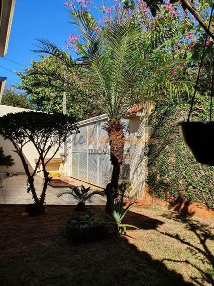 Casa Com 3 Dormitórios À Venda, 172 M² Por R$ 490.000,00 - Cidade Universitária - Campinas/sp - Ca0733
