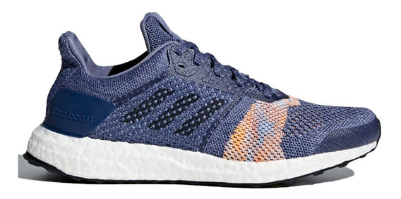 Tenis Atleticos Ultra Boost St Mujer adidas Cq2133