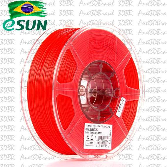 Filamento 3d Esun Pla+ 1,75mm 1kg Premium - Frete Grátis