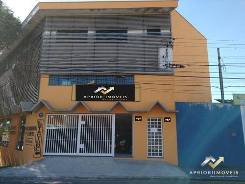 Sala Para Alugar, 41 M² Por R$ 800,00/mês - Parque Das Nações - Santo André/sp - Sa0088