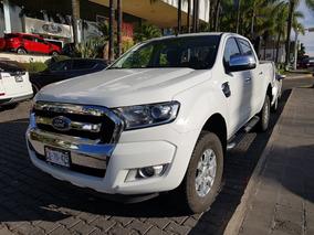 Ford Ranger 2.5 Xlt Cabina Doble 4x2 Mt 2017 Credito