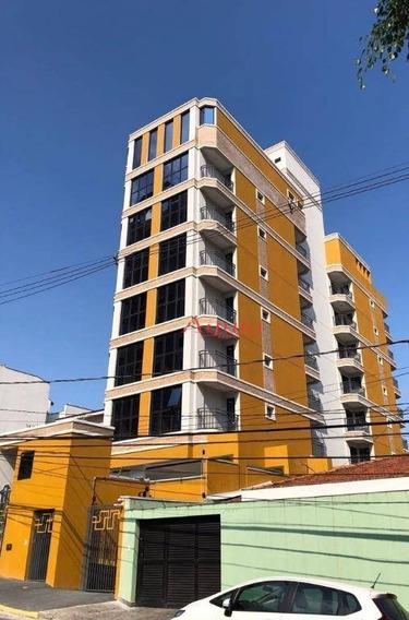 Apartamento Residencial À Venda, Vila Valparaíso, Santo André. - Ap1132