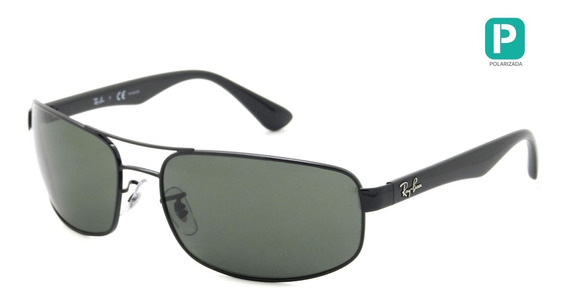 Óculos Ray Ban Rb3445 002/58 64 Polarizado - Lente 64mm