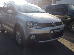Volkswagen Crossfox 1.6 Gii 2014 Prata Flex