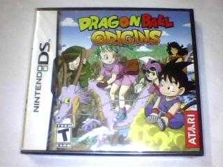 Dragon Ball Origins - Ds - Nuevo Caja Sellada