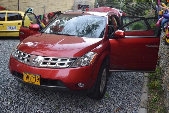 Nissan Murano Perfecto Estado Y Poco Kilometraje