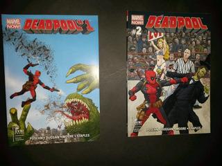 Deadpool Marvel Now! N°1 Al 10(excepto El N°5) Ovnipress