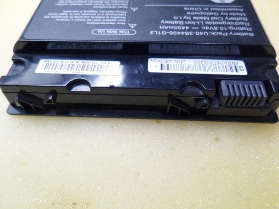 Bateria Notebook Kennex Cce U40-3s4400 Usada Sem Garantia