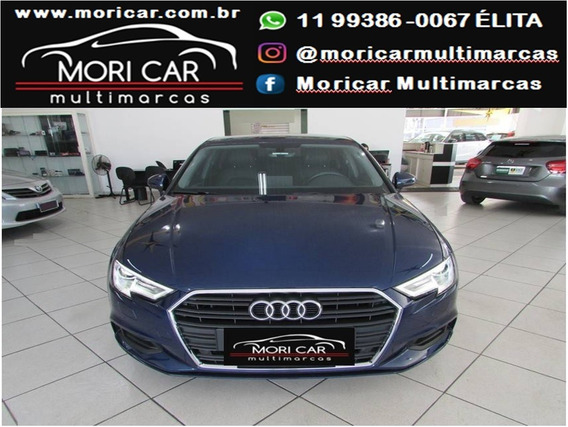 Audi A3 Sedan Attraction 1.4 Flex Ano 2018 - Baixo Km