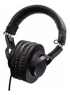 Auriculares Profesionales Audífonos Audio Technica 40mm Negr
