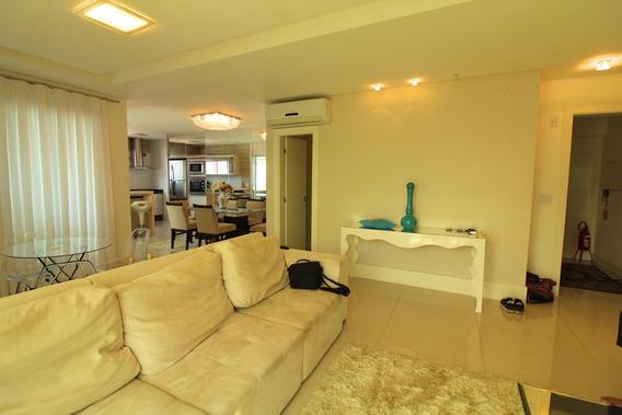 Apartamento 4 Suítes Em Meia Praia - Itapema. Vista Pro Mar.