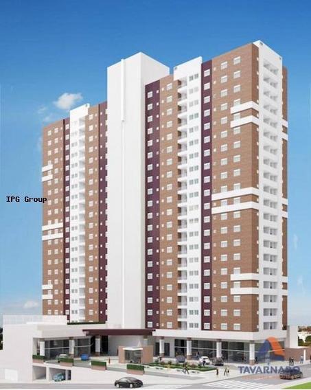 Apartamento Para Venda Em Ponta Grossa, Centro, 2 Dormitórios, 1 Suíte - Ap0075-tavb