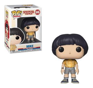 Funko Pop Tv Stranger Things - Mike 846