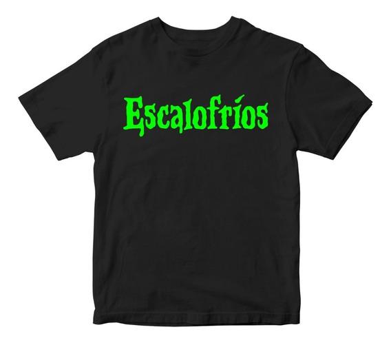 Nostalgia Shirts- Escalofríos (brilla En La Oscuridad)