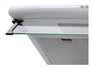 Purificador Extractor Cocina Ecoclima Blanco 60cm Filtro Lav