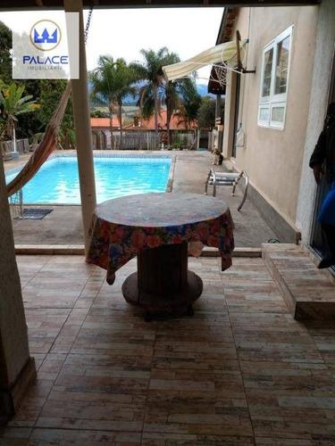 Imagem 1 de 18 de Chácara Com 2 Dormitórios À Venda, 2000 M² Por R$ 380.000,00 - Alvorada - Charqueada/sp - Ch0046