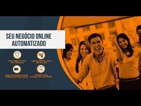 Pagina Lucrativa + Plataforma De Funil De Vendas P/ Ganhar $$$ Na Internet - Mais Mini Agência - Monte Seu Negócio