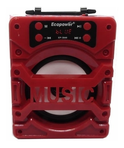 Som Bluetooth Ecopower Ep-3849