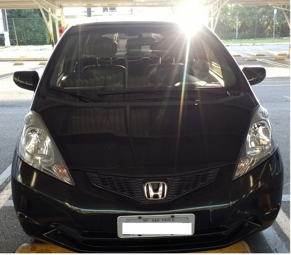 Honda New Fit Lx Flex Automático - Ano 2009