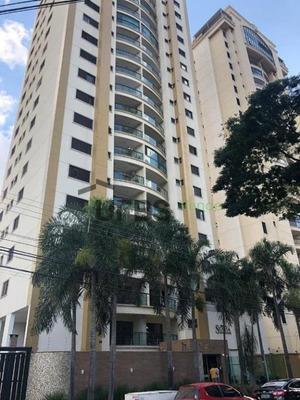 Apartamento Com 3 Dormitórios À Venda, 134 M² Por R$ 650.000 - Setor Bueno - Goiânia/go - Ap2706