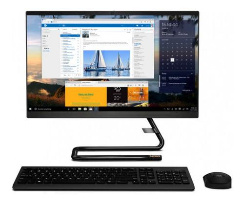 Imagen 1 de 4 de Pc Lenovo F0ex00agar 21.5  Amd 3050u 4gb 256ssd W10h