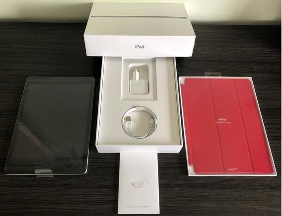 iPad (5º Geração) - Wi-fi + 4g - Cinza Espacial - 128gb