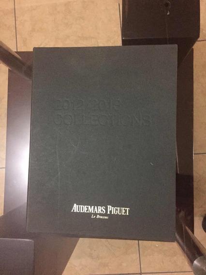 Audemars Piguet Reloj Catálogo Original
