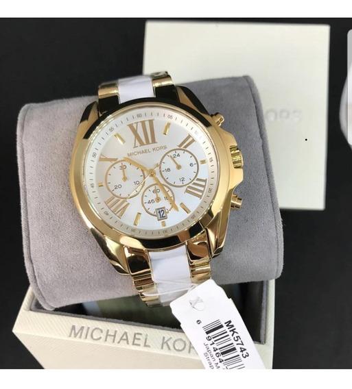 Relógio Michael Kors Mk5743 100% Original Na Caixa