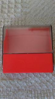 Estuche / Caja Porta Diskettes 5 1/4 Acrílico X 10 - Rosario